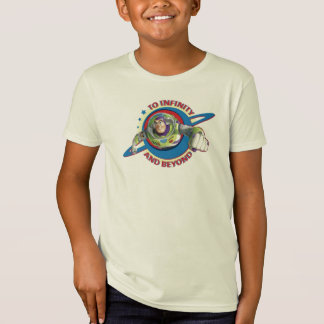 To Infinity and Beyond Logo Disney T-shirt