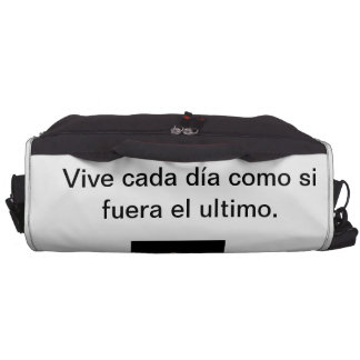 to live laptop bag