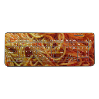 To Love Spaghetti Wireless Keyboard