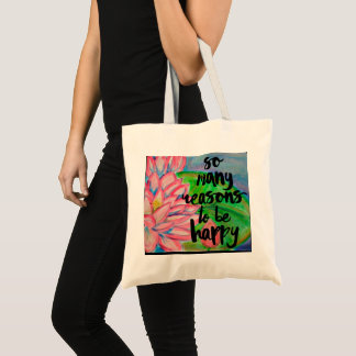 To many Reasons to be Happy  TOTE (YZQ)