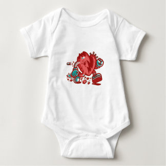 To Matter of Life-01 Baby Bodysuit