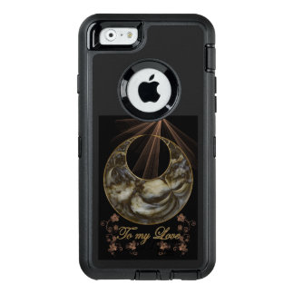 To My Love #1 OtterBox Defender iPhone Case