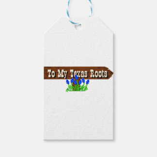 To my Texas Roots Gift Tags