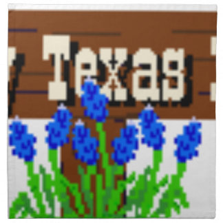 To my Texas Roots Napkin