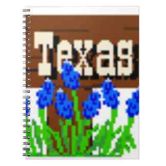 To my Texas Roots Notebooks