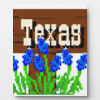 To my Texas Roots Plaque