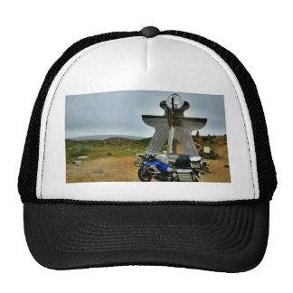 To North Cape (Norway), via Gibraltar. Trucker Hat