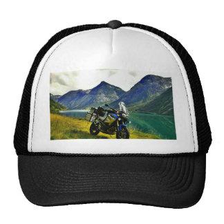 To North Cape (Norway), via Gibraltar Trucker Hat