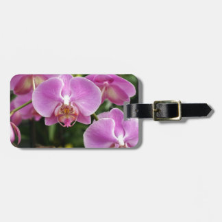 to orchid_fresh_flower luggage tag