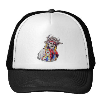 TO PAY HOMAGE TRUCKER HAT