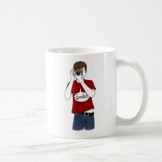 to photographer coffee mug