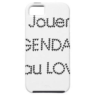 To play the GENDARME and COILING - Word games iPhone 5 Cases