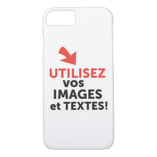 To print your designs in line DIY in French Case-Mate iPhone Case