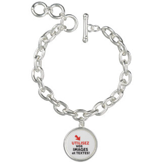 To print your designs in line DIY in French Charm Bracelets