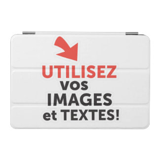 To print your designs in line DIY in French iPad Mini Cover