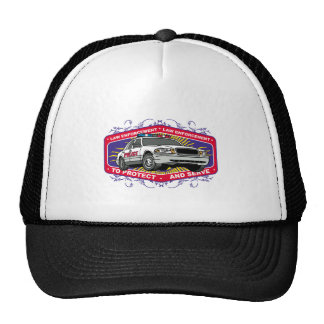To Protect and Serve Trucker Hat