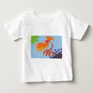 To resurge of the bird fenix baby T-Shirt