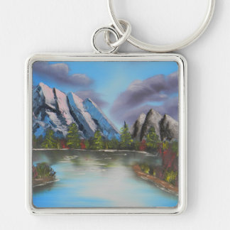 To Rise Above Keychain