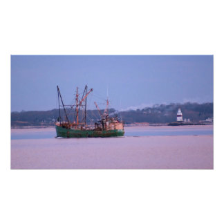To Sea Photo Print