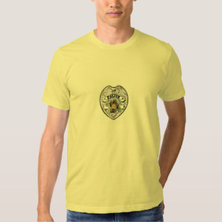 To Serve And Protect Mankind T Shirts