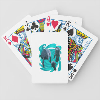 TO SHOW LOVE BICYCLE PLAYING CARDS
