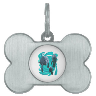 TO SHOW LOVE PET ID TAG