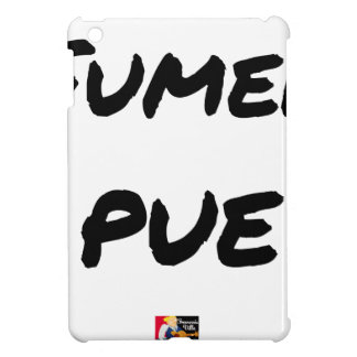 TO SMOKE STINKS - Word games - François Ville iPad Mini Cover