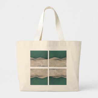 to summer large tote bag