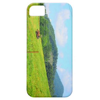 To The Farm I Will Return iPhone 5 Cases