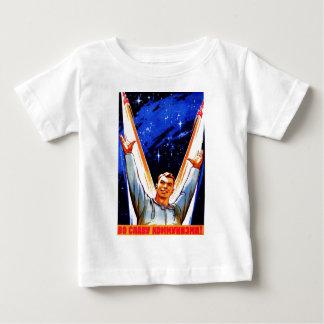 To The Glory of Communism Baby T-Shirt
