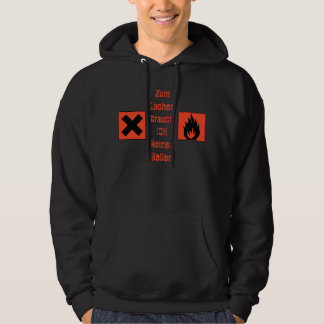 To the laughter custom I no cellar! Hoodie