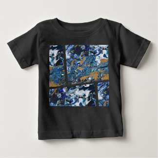 to the moon 4 baby T-Shirt