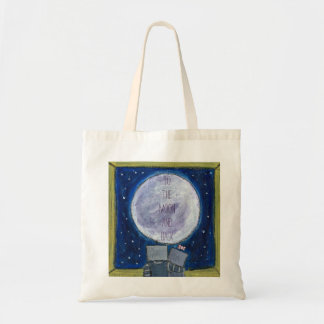 To The Moon and Back Tote