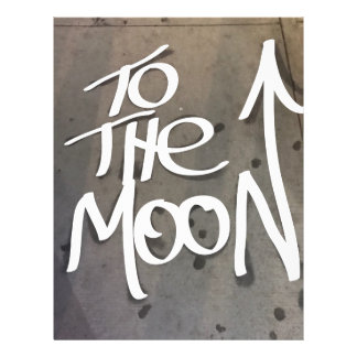 To the Moon Letterhead