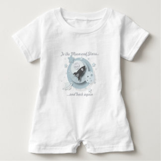 """""""To the Moon & Stars..."""" Romper Suit"""