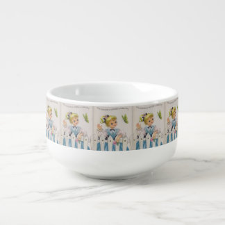 To the Sweetest of Mothers Soup Mug