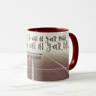 To Win In Your Life Mug
