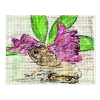 Toad-o-dendron Postcard