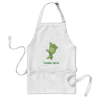 """Toad """"Toadays"""" Apron"""