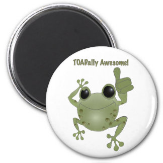 Toadally Awesome! Magnet