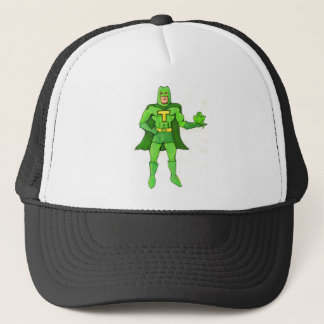 Toadman and Toady Trucker Hat