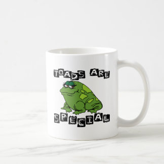 Toads Are Special Coffee Mug