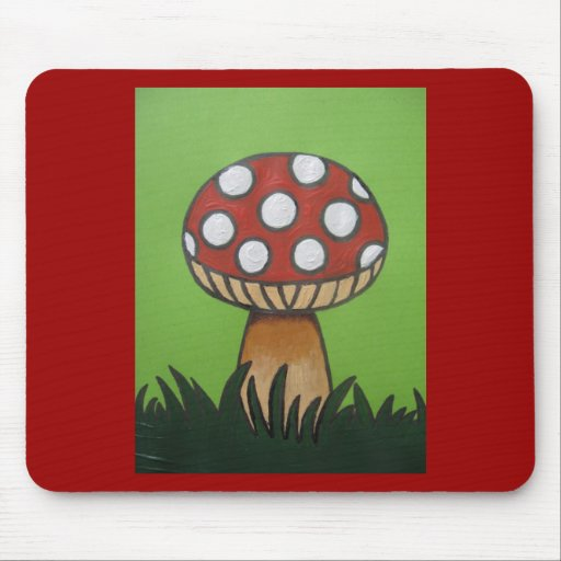 Toadstool Products Mousepads