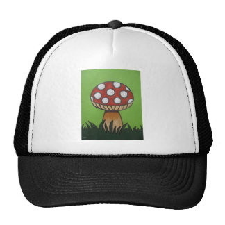 Toadstool Products Trucker Hat