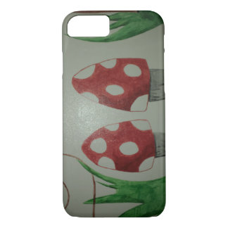 Toadstools Case-Mate iPhone Case