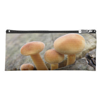 Toadstools on a Tree Trunk Pencil Case