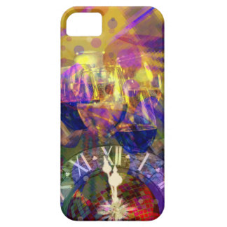 Toast in New Year celebration party. Case For The iPhone 5