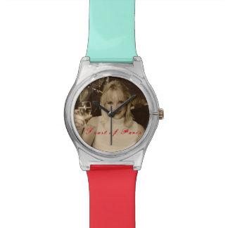 'Toast of Paris' Wristwatches