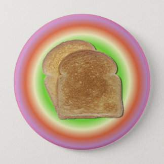 Toast On A Plate Button