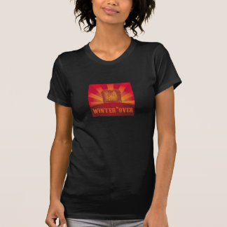 toast rays - womens T-Shirt